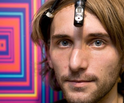 Neil Harbisson and the Eyeborg