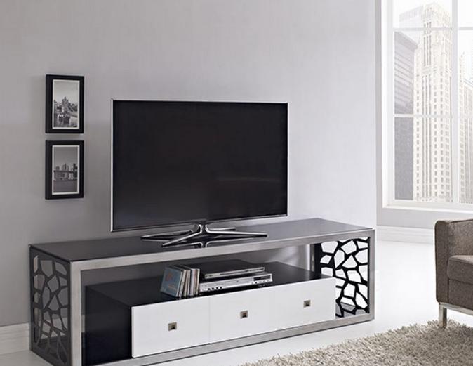 Gambar Rak TV Minimalis Modern