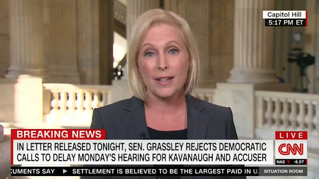 Senator Gillibrand Makes A Fool Of Herself In Just 10 Seconds
