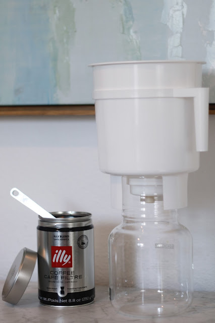 My Morning Routine, Little time Low Stress. With illy coffee illy espresso Medium Roast illy Blend French Press illy Coffee illy cold brew