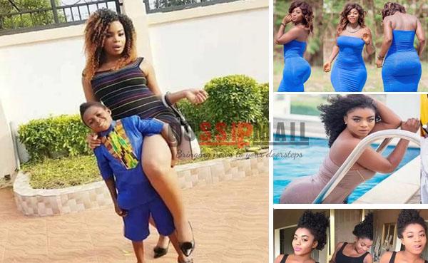Yaw Dabo Is Not My Type Of Boyfriend - Vivian Okyere Confess