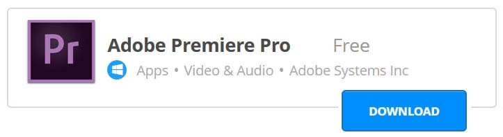 download aplikasi edit video PC Windows