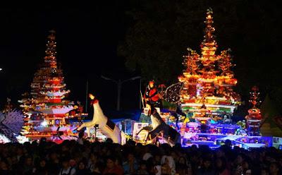 tabut, tabot, festival tabut, festival tabut 2018, pesona festival tabut