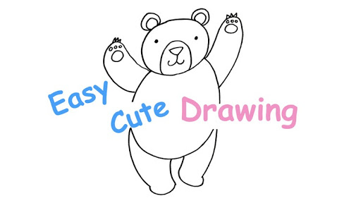 Easy Cute Drawing by Using Observation and Simple Shapes Udemy Coupon