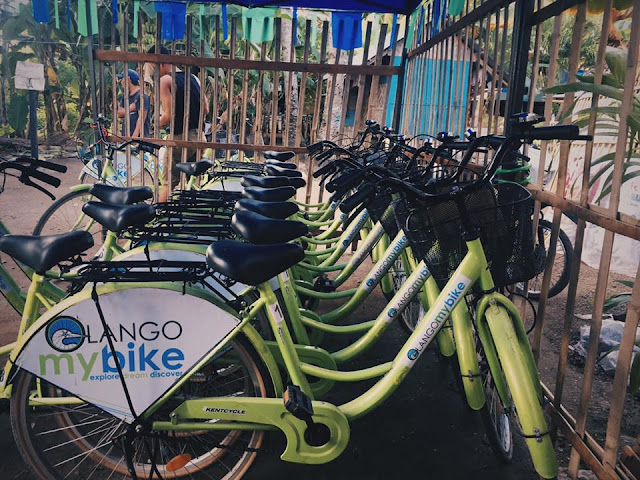 Bike Rentals in Olango