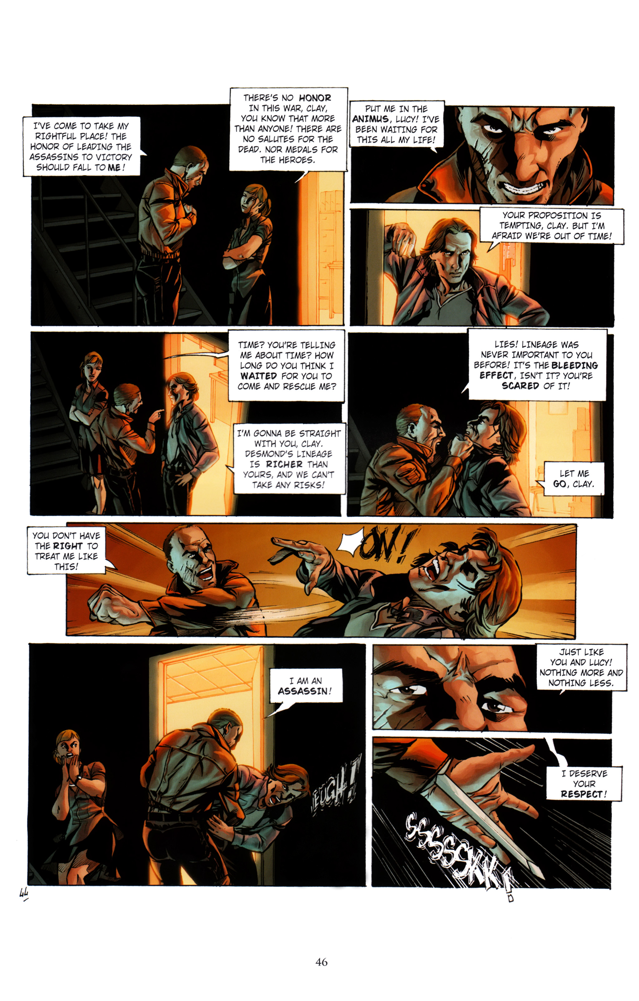 Read online Assassin's Creed (2012) comic -  Issue #1 - 50