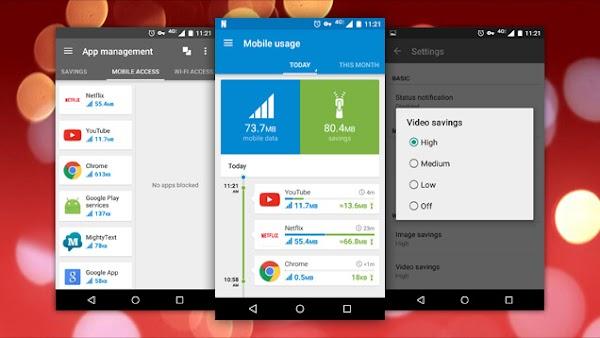 Pakai Aplikasi ini , Untuk Menghemat Kuota Internet Anda