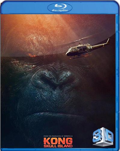 Kong: Skull Island [2017] [BD50] [Español] [3D]
