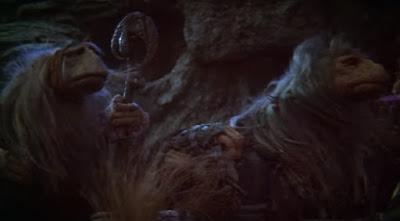 Cristal oscuro - The dark Crystal - Jim Henson - Trevor Jones - Frank Oz - Cine fantástico - el fancine - el troblogdita - ÁlvaroGP Content Manager
