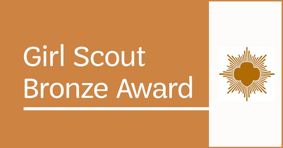 girl scout award certificate templates - bronze award related keywords bronze award long tail