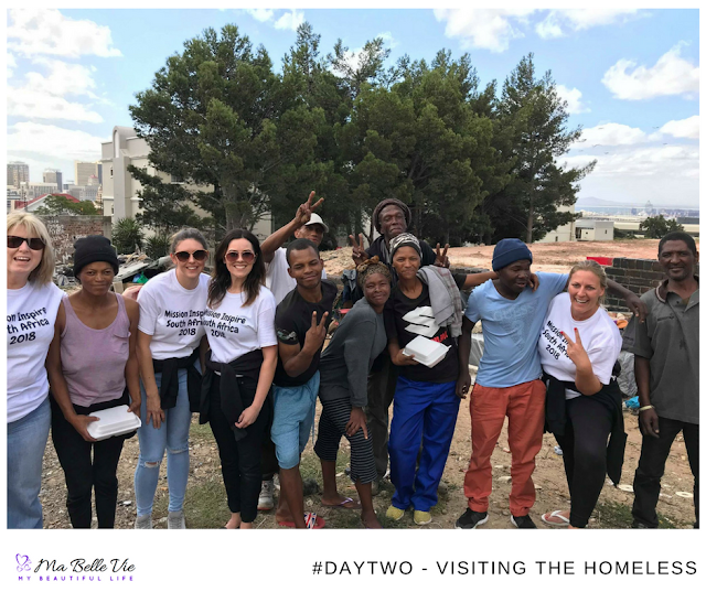 mission inspire, South Africa, Cape Town, travel, world changers, homeless, homeless people