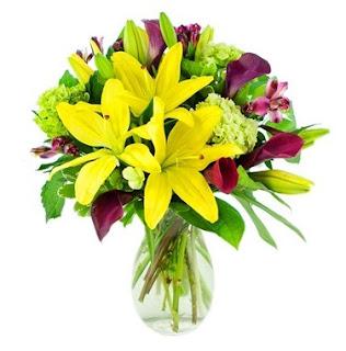 Kulkas menjadikan bunga tetap dalam keadaan segar