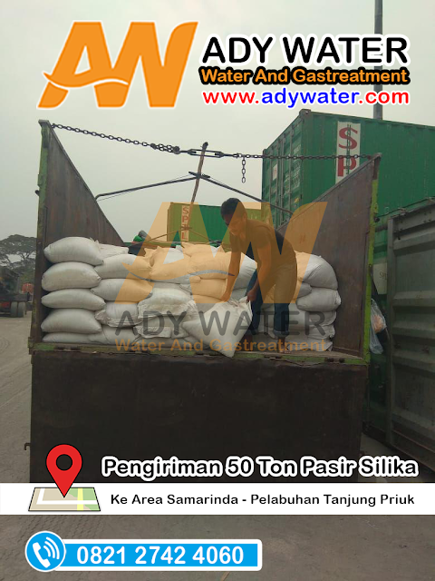 Supplier Pasir Silika