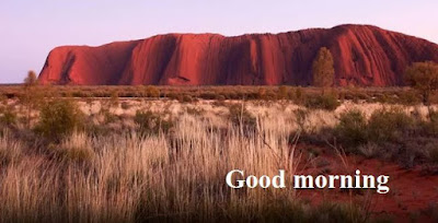 Good morning images with Nature | Location - Australia, Alice Springs