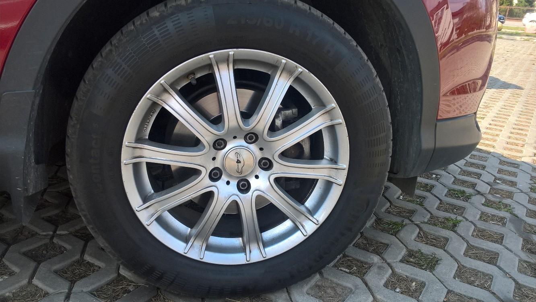 Bridgestone 21560r17 Letnie I 5x1143 Do Nissan Qachkaj Kia