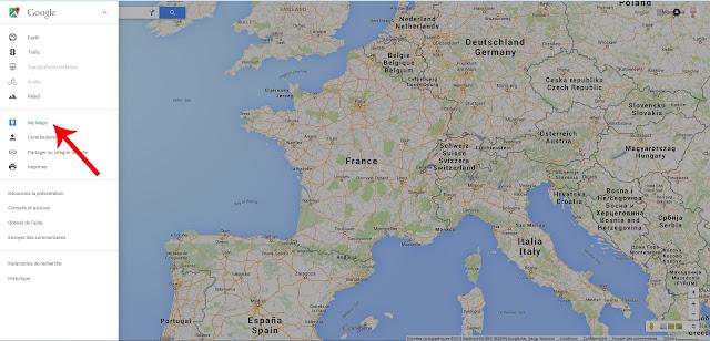 Cartes Google Maps