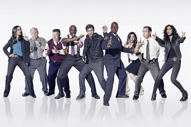 【美劇影評】當警匪元素結合搞笑喜劇:《Brooklyn Nine-Nine:神煩警探》 - 黑咖啡聊美劇