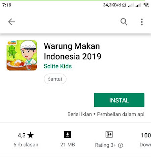 warung makan indonesia 2019 download