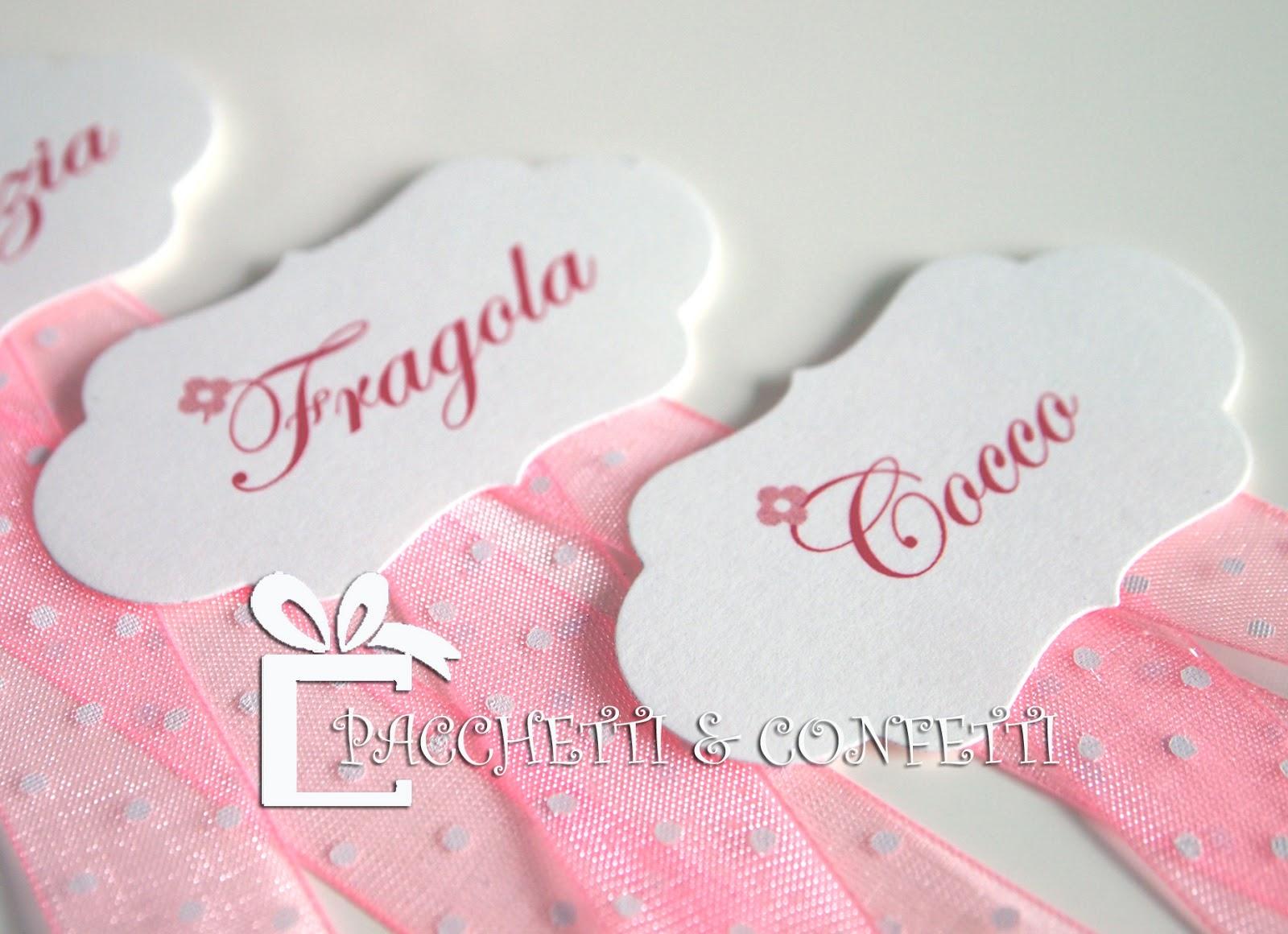 Amato Pacchetti e Confetti: Battesimo di Primavera - Sweet table OC56
