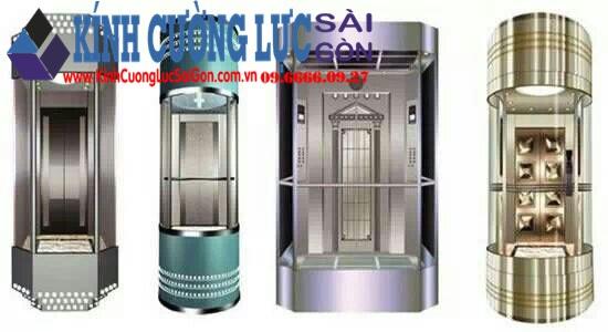 Cách chọn thang máy lồng kính phù hợp biệt thự của bạn