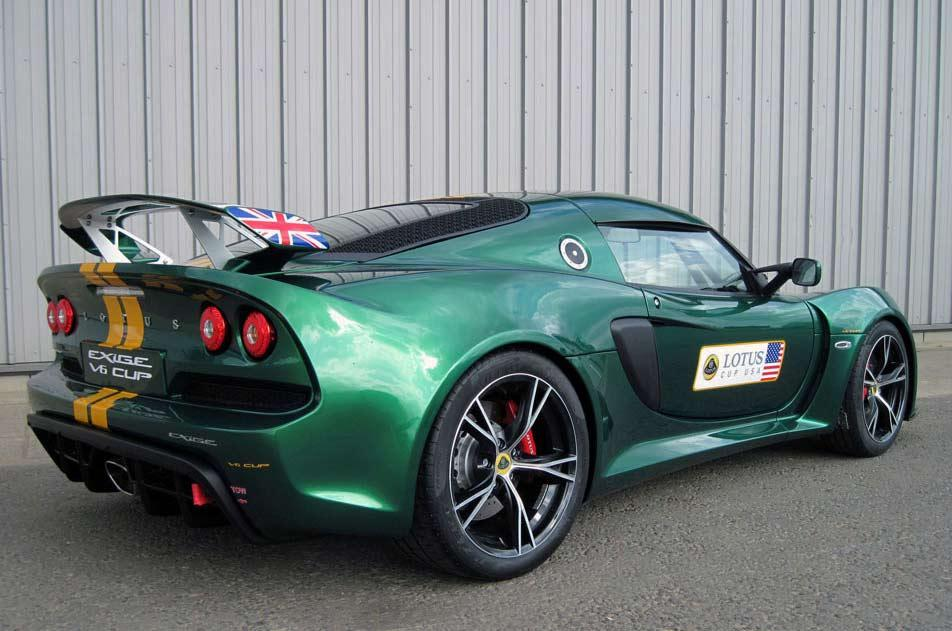 bhp news lotus exige v6 cup. Black Bedroom Furniture Sets. Home Design Ideas