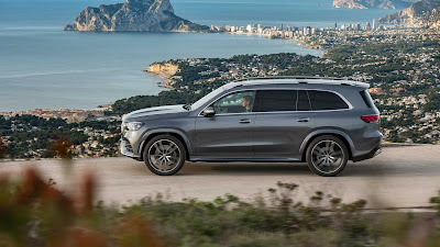 2020 Mercedes Benz GLS Review, Specs, Price
