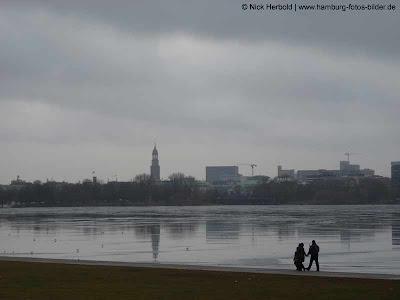 Alstereisvergnügen Hamburg, Tauwetter danach