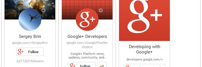 Creating Responsive Google Plus Badge With Simple Jquery Javascript