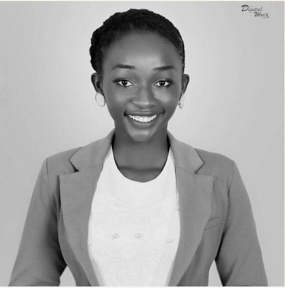 Beautiful UNIZIK Student Bags First Class Honours at the Nigerian Law School