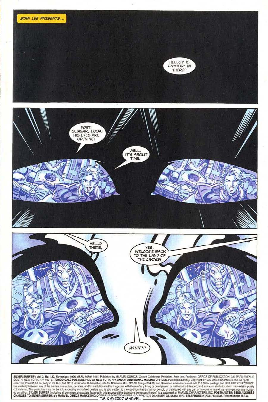 Silver Surfer (1987) Issue #122 #130 - English 3