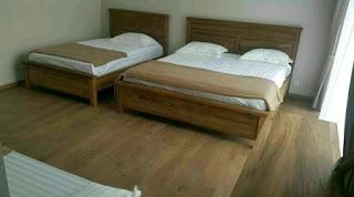 Tempat Tidur 5 di lantai 2