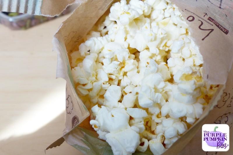 My 17th Graze Box! [Lightly Salted Popcorn]