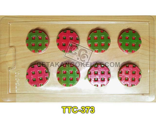 cetakan coklat cokelat TTC373 mold mould wafle chocolate #cetakancoklat