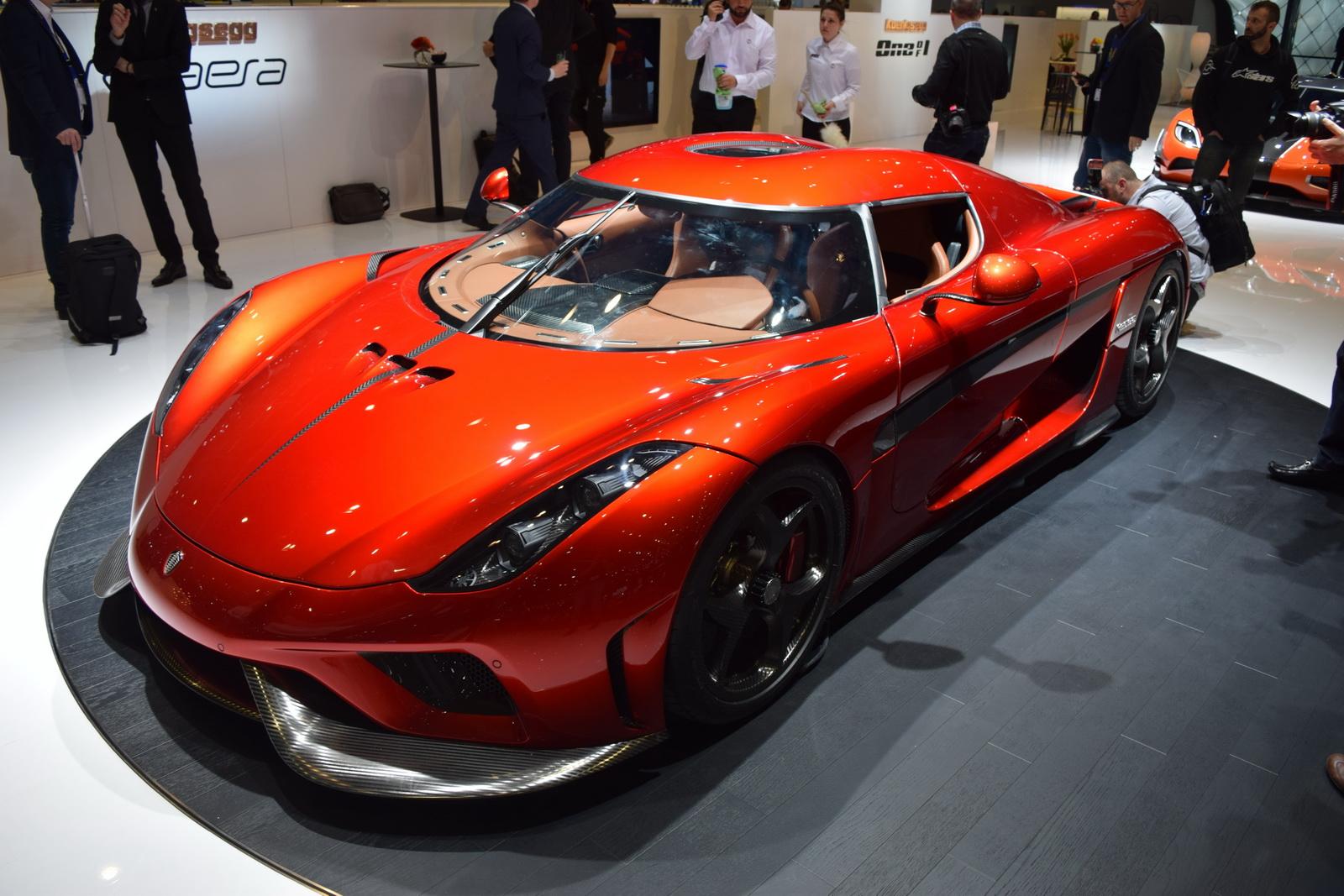 Hiện tại tâm trí của Koenigsegg chỉ dành cho Regera