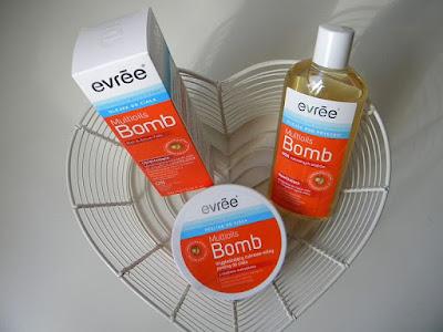 Bomba olejkowa od Evree, recenzja.