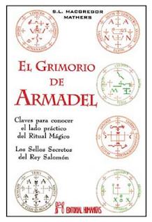 Libros en PDF esotéricos en pdf El Grimorio de Armadel