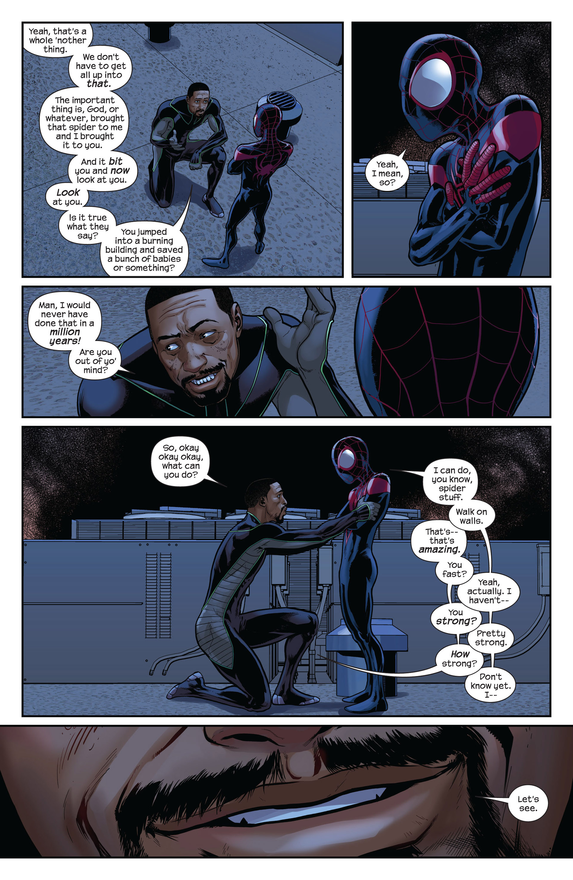 Read online Ultimate Comics Spider-Man (2011) comic -  Issue #10 - 5