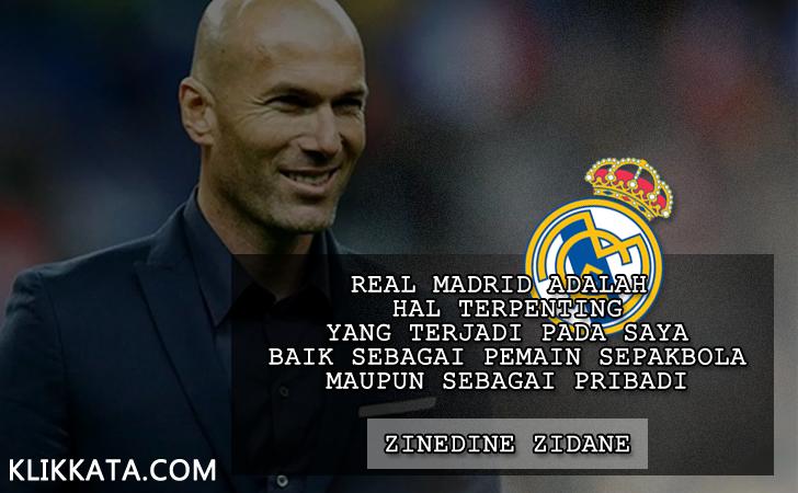 Kumpulan Quotes Motivasi Bijak dari Pemain dan Legenda Real Madrid