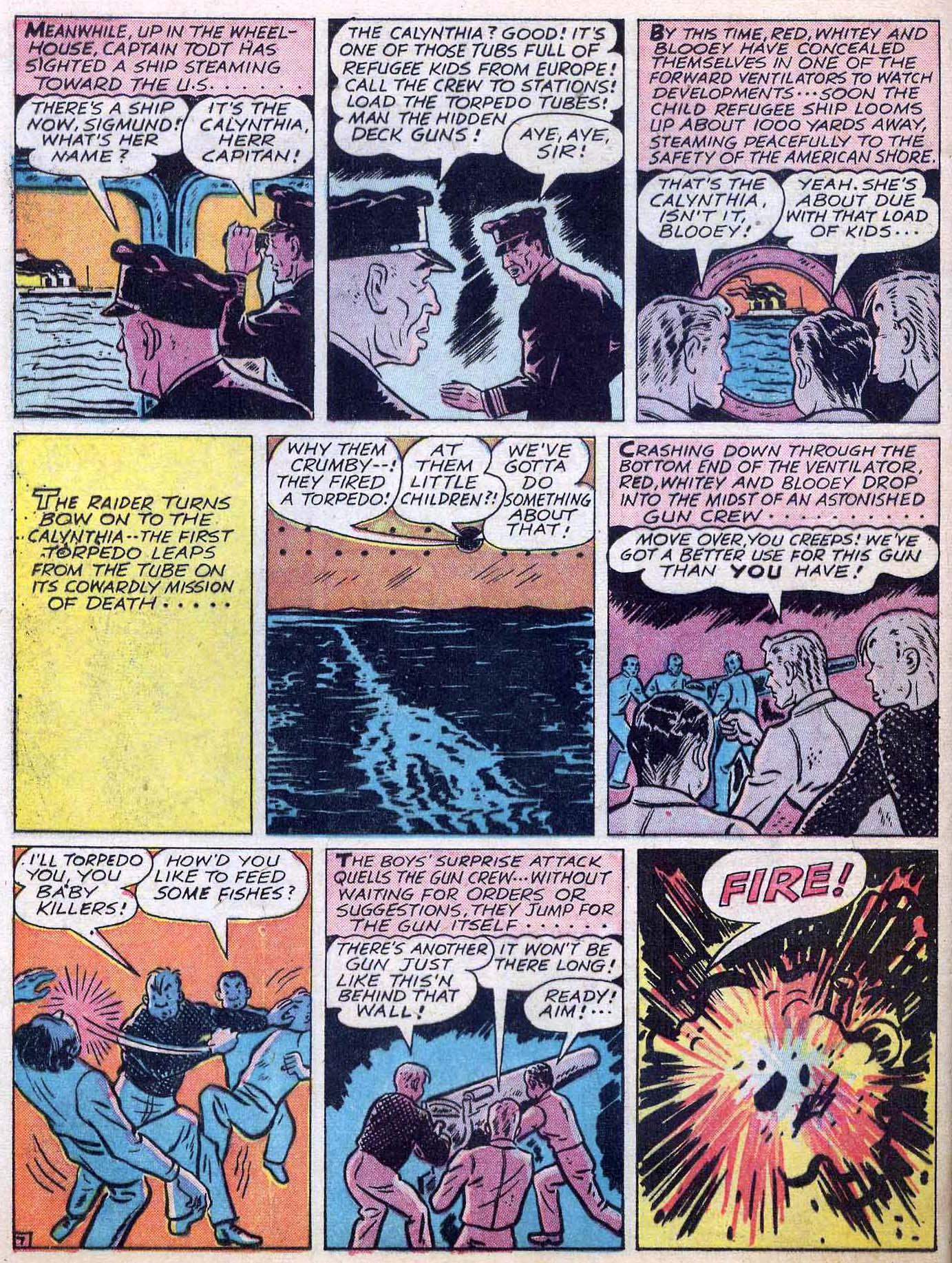 Read online All-American Comics (1939) comic -  Issue #24 - 64