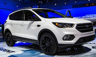 2019 Ford Escape redessine et date de sortie