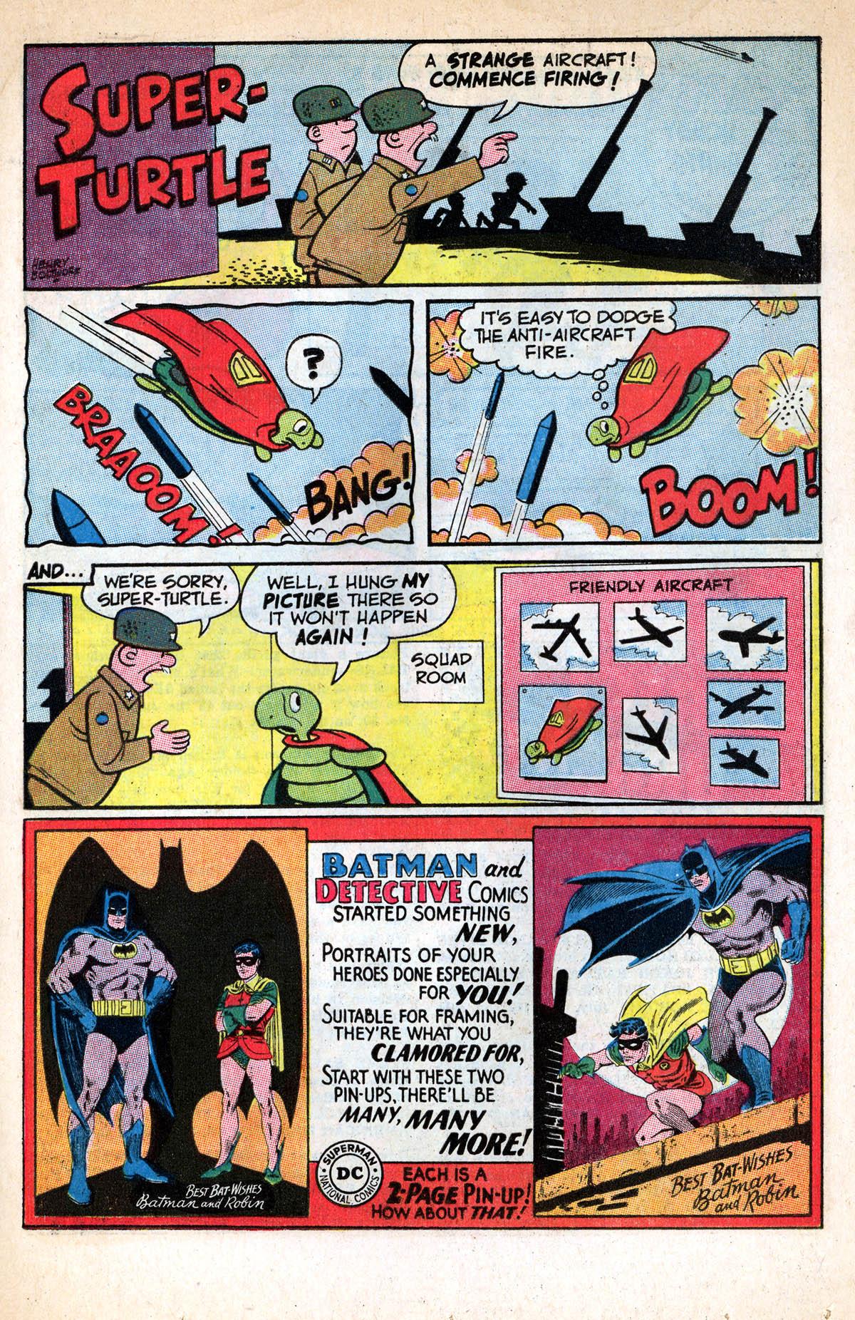 Read online World's Finest Comics comic -  Issue #158 - 23