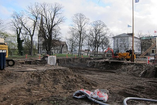 Stone Age settlement found in the middle of Copenhagen