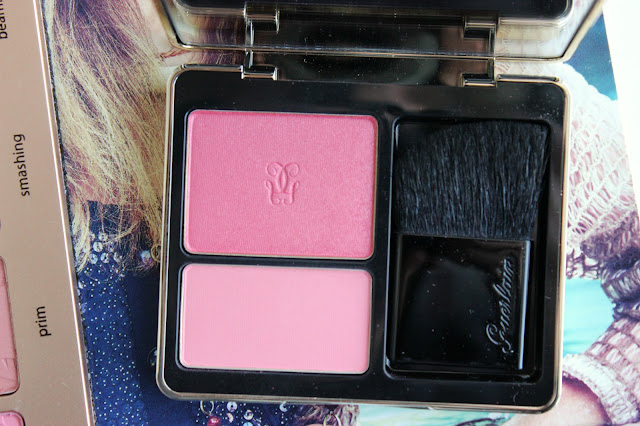 guerlain, blush, review, makeup, makeup review, tarte, tarte cosmetics, blush palette