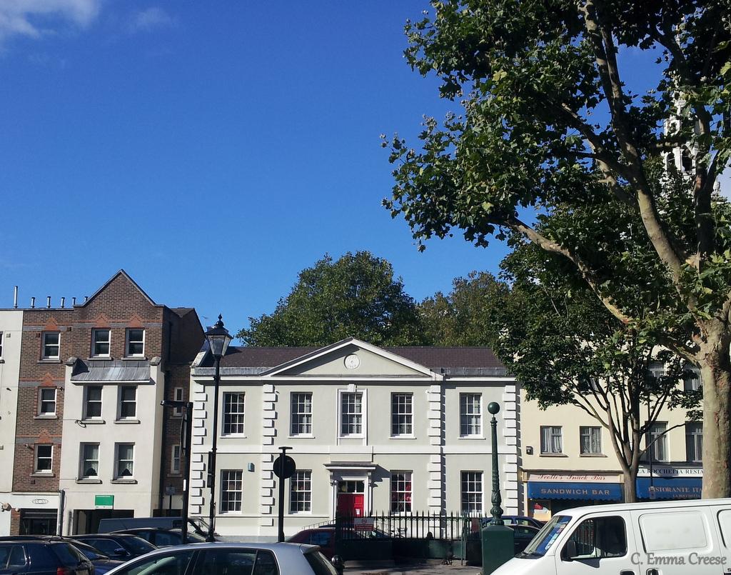 London Living: Clerkenwell/Islington History Walks
