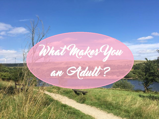 What Makes You an Adult?