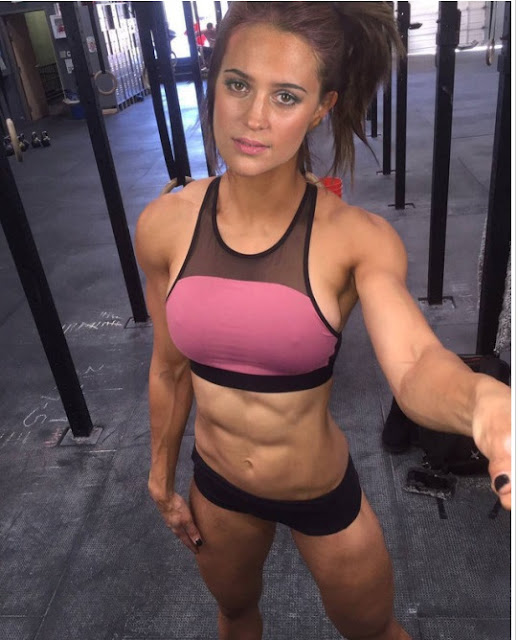 Chicas Fitness mujeres guapas