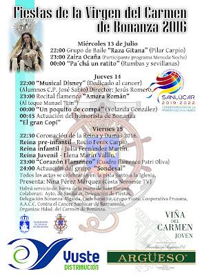 Velada Carmen 2016