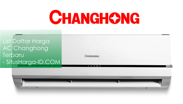 Harganya AC Changhong