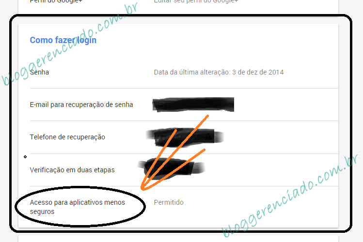 Como configurar o Gmail no Outlook ou no Windows email