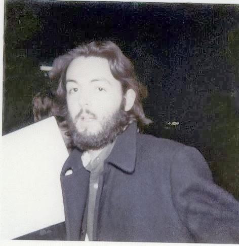 Meet the Beatles for Real: Bearded McCartney